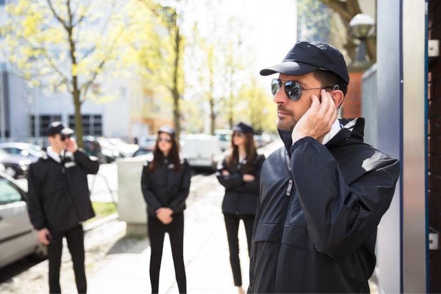 Des agents de sécurité expérimentés - Mulhouse